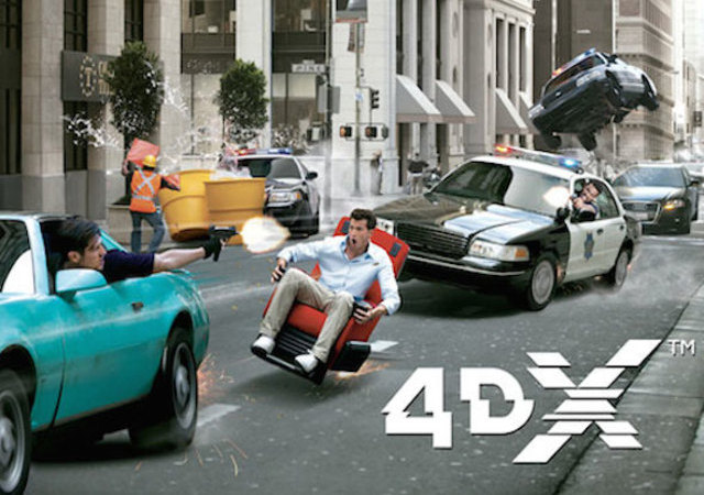 4dx Los Angeles Cinema Paris