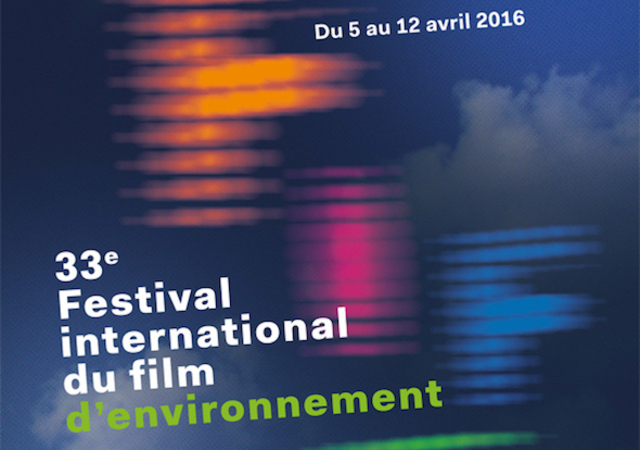 Affiche Fife Ile France Festival Film International Environnement Paris