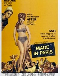 Affiche Made In Paris