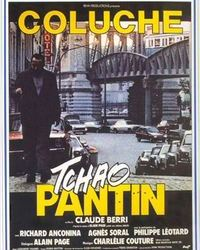 Affiche Tchao Pantin Paris Cinema