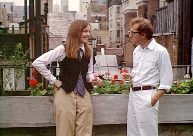 Annie Hall Allen Paris Festival Clair D Lune Forum Des Images