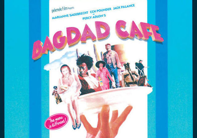 Bande Originale Soundtrack Bagdad Cafe Jack Palance