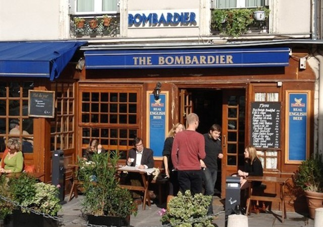 les adresses paris the bombardier infideles
