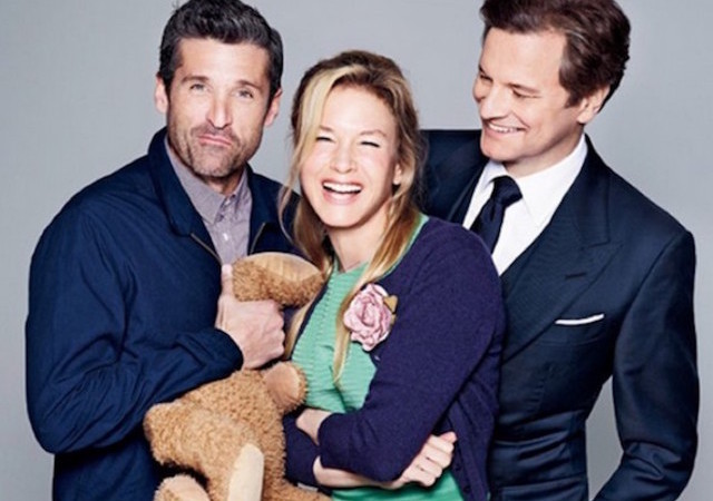 Bridget Jones Baby Firth Zellweger Dempsey Paris Grand Rex Avant Premie Re