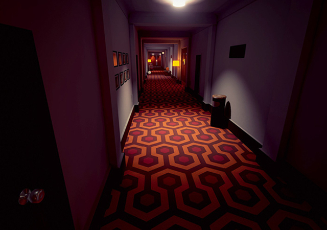 L 39 h tel de shining en r alit virtuelle sur oculus for Chambre 327 film