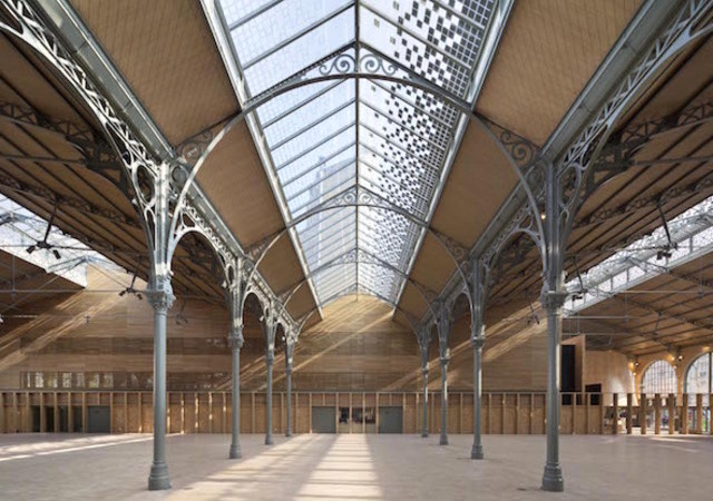 carreau temple salon 1