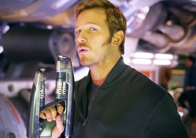 Chris Pratt Gardiens Galaxie 2 Guardians Galaxy Association