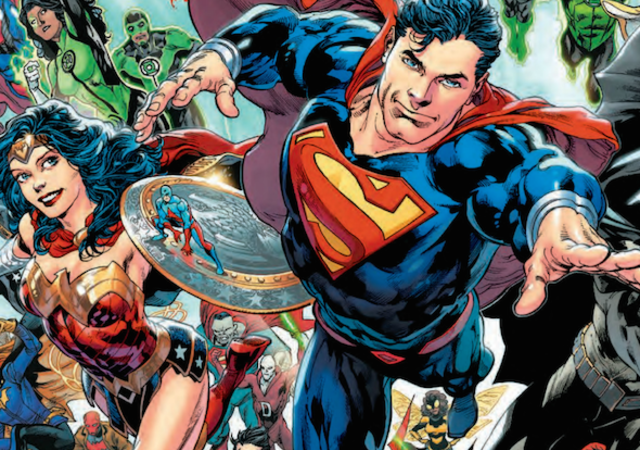Dc Rebirth Cast Revealed In Massive Image Qfft