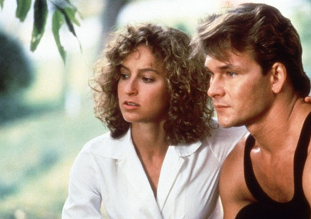 Dirty Dancing Look Jennifer Grey 590