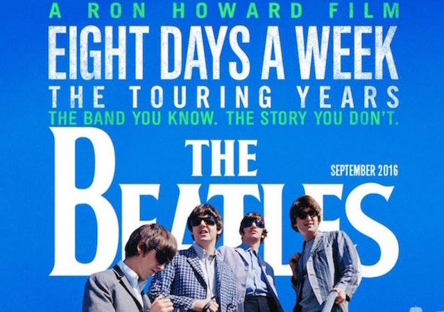 Eight Days A Week Touring Years Ron Howard The Beatles Pathe Live Paris Copie