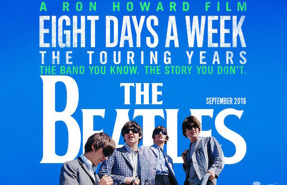 Eight Days A Week Touring Years Ron Howard The Beatles Pathe Live Paris