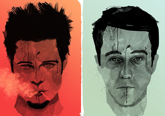 Fight Club Roman Graphique Palahniuk 590