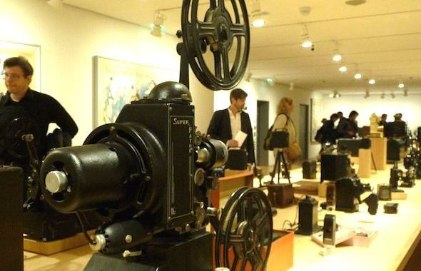 Fondation Pathe Paris Cinema Exposition Photographie