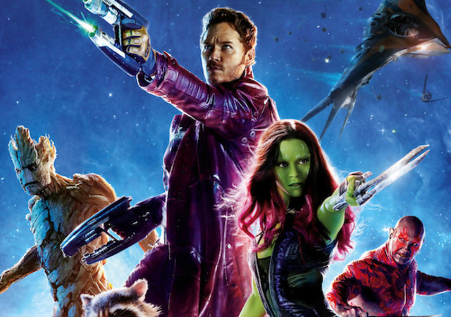 Gardiens Guardians Galaxie Galaxy Soundtrack Bande Sonore Peter Quinn