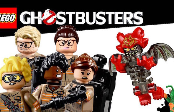 Ghostbusters Lego 2016