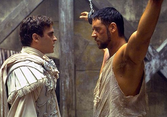 Gladiator Crowe Phoenix Nuit Ridley Scott Monde Max Linder Panorama Cinema Paris