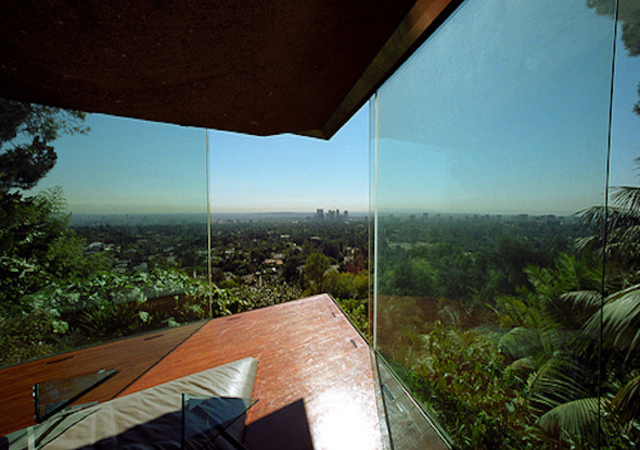 Goldstein Sheats House Residence Lautner Architecture Big Lebowski Coen Brothers Movie Cinema
