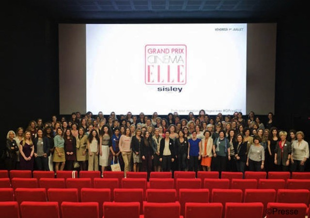 Grand Prix Cine Ma ELLE Magazine Paris Ugc Convention