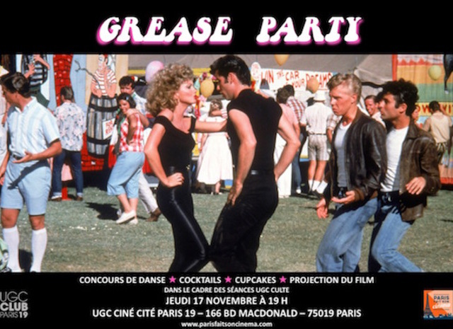 Grease Party Site OK