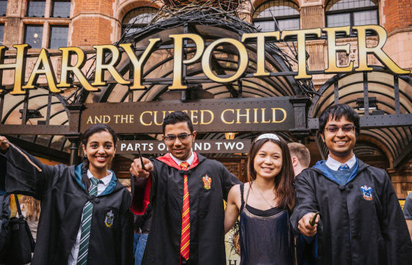 Harry Potter And The Cursed Child The Atre