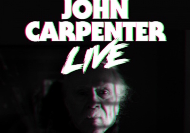 John Caprenter Live Concert Grand Rex Paris Cinema
