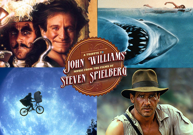 John Williams Steven Spielberg 590