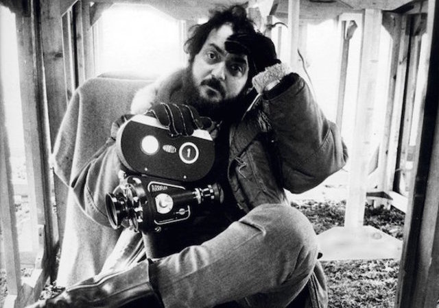 Kubrick Stanley 001 Dmitri Kastarine Portrait Hands In Hair With Arriflex