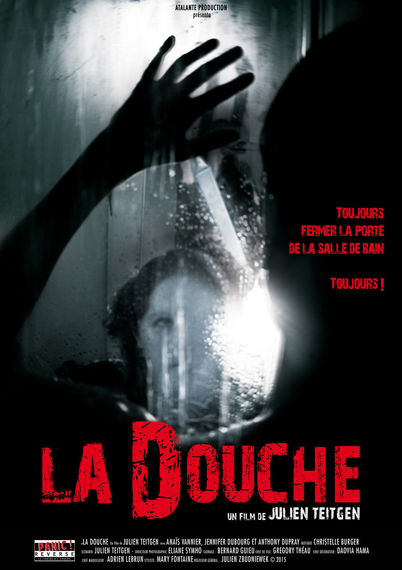 La Douche Axel Deponcey