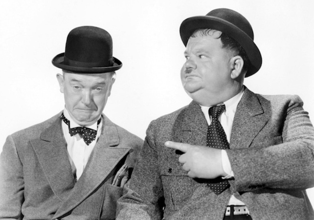 Laurel Hardy Site