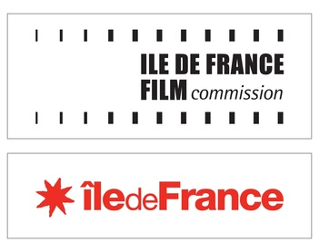 Logo commission paris cinéma ile de france