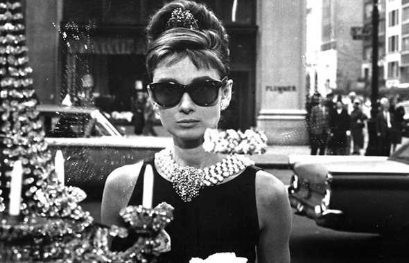 Look Holly Golightly Audrey Hepburn Diamants Tiffany