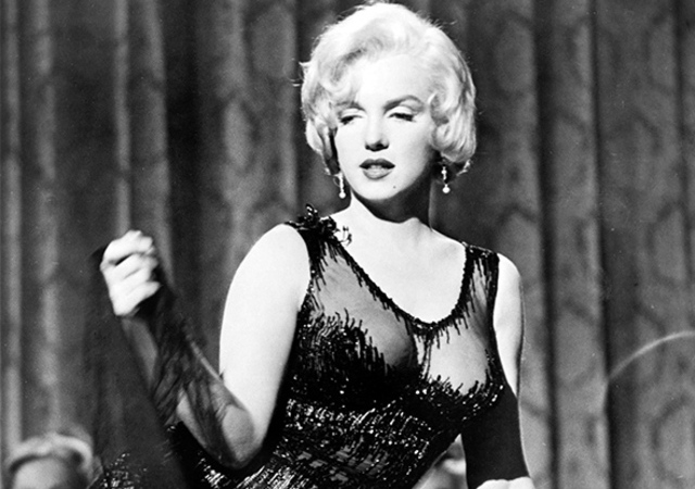 Marilyn Monroe Vente Encheres Robe Certains Aiment Chaud 590