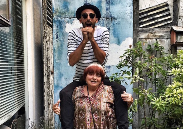 Merci To The 526 Friends Of Our Next Film With Agnes Varda Still 8 Days To Go Link In Bio