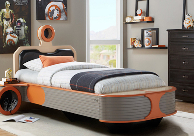 des meubles star wars pour chambre d 39 enfant. Black Bedroom Furniture Sets. Home Design Ideas