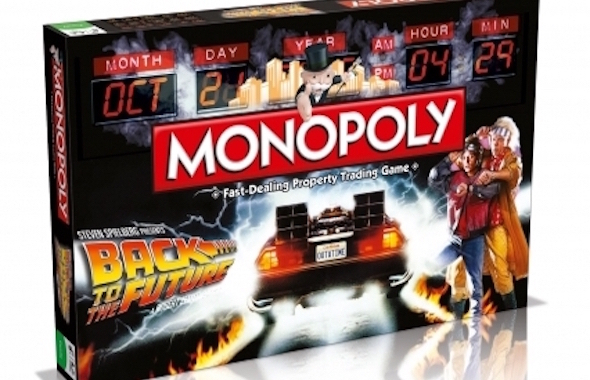 Monopoly Retour Cinema Paris