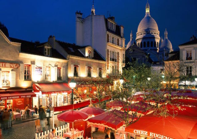 MONTMARTRE Article