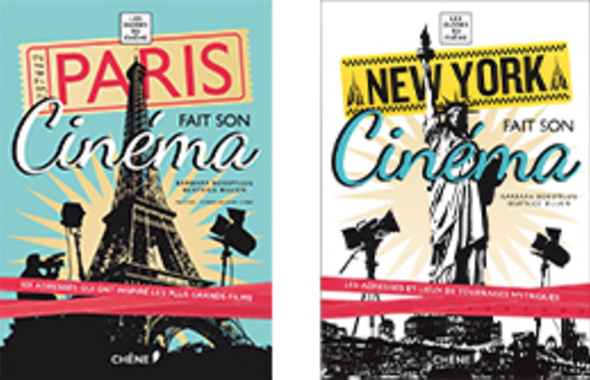 New York Paris Fait Son Cinema