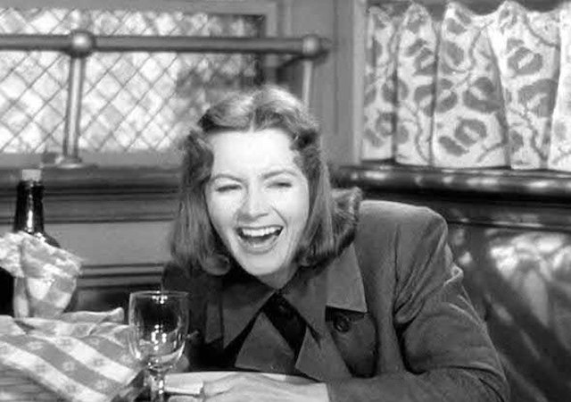 Ninotchka Garbo Cinema Paris Laugh