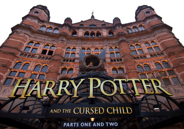 Palace Theatre Harry Potter Cine Ma And The Cursed Child