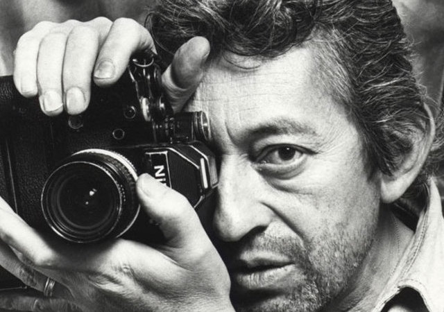 Pierre Terrasson Serge Gainsbourg Gainsbarre Exposition Photographies Mairie 9eme Cinema Paris