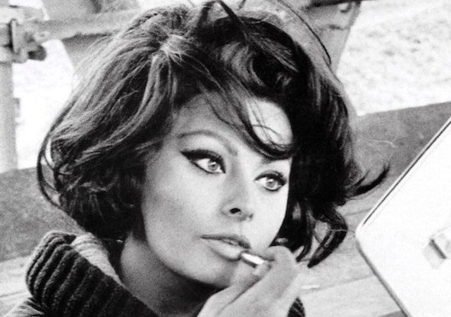 Sophia Loren Paris Cinema 1