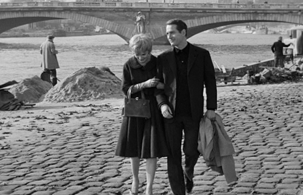 Style In Film Joanne Woodward And Paul Newman Paris Blues