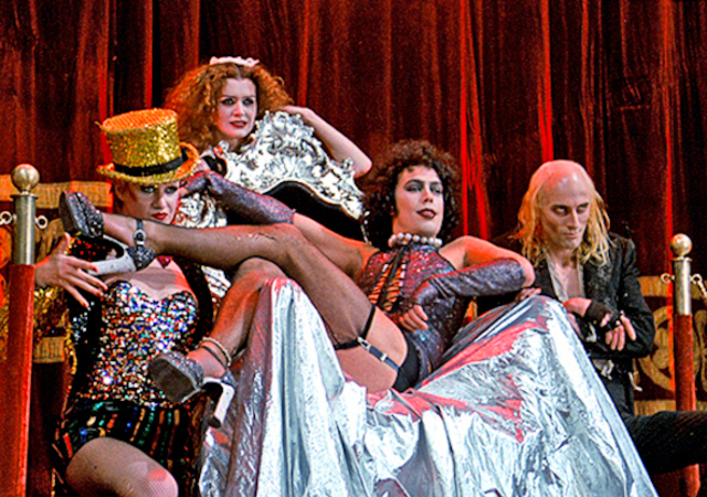 Tim Curry Rocky Horror Picture Show Studio Galande 40 Ans