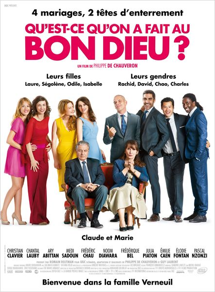 AFFICHE BON DIEU Paris Cinema