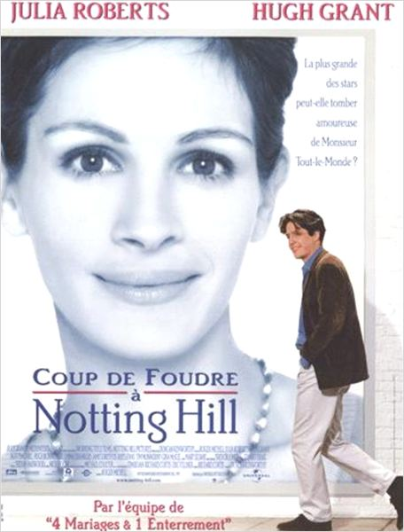 Affiche Notting Hill