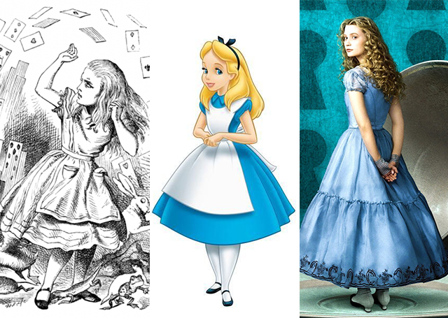 Alice Evolution