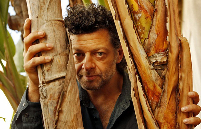 Andy Serkis Jungle Book Origins