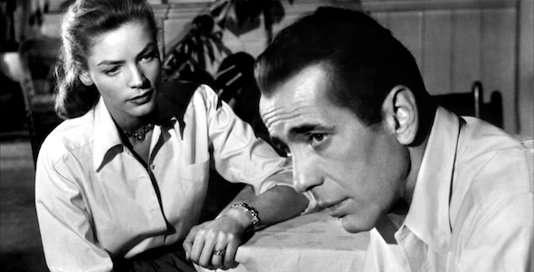 Bacall Bogart Key Largo John Huston
