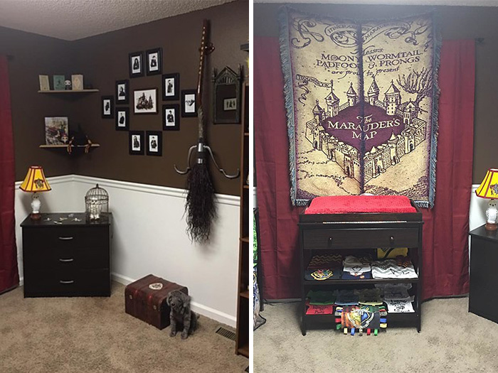 Chambre Bebe Harry Potter 24