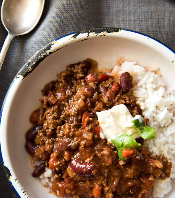 Chili Con Carne Last Days Of Summer Reitman